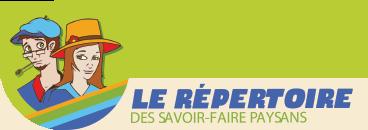 Répertoire des Savoir-Faire Paysans